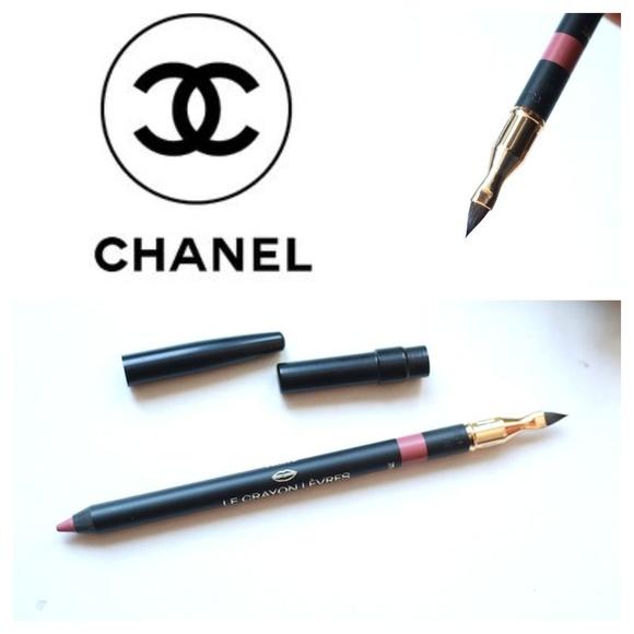 CHANEL Other - Chanel Le Crayon Levres Boi De Rose 48 Lip Definer